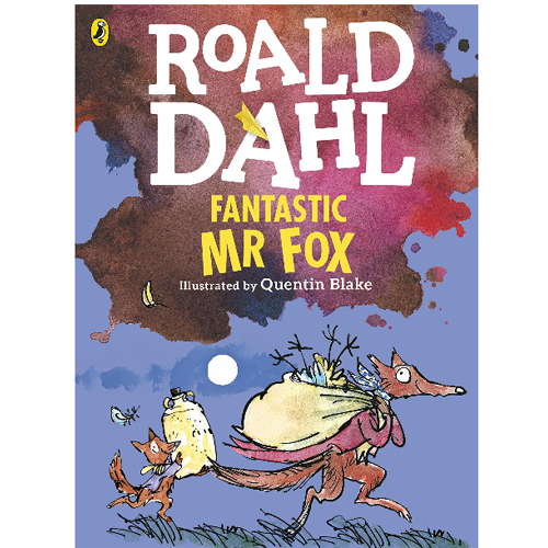 Fantastic Mr Fox (Colour Editions) 컬러판