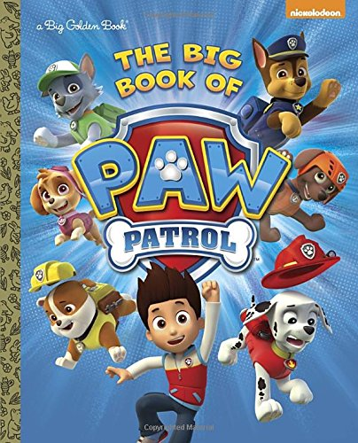 The Big Book of Paw Patrol
