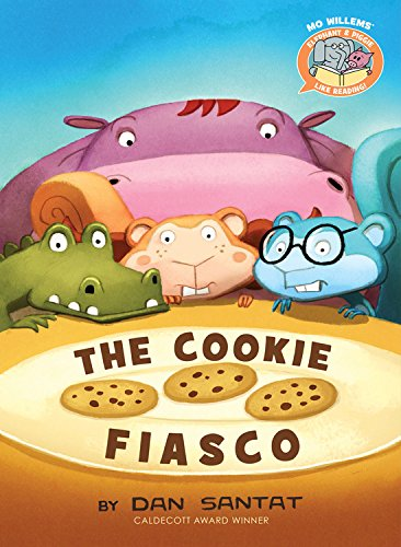 Elephant & Piggie Like Reading! - The Cookie Fiasco