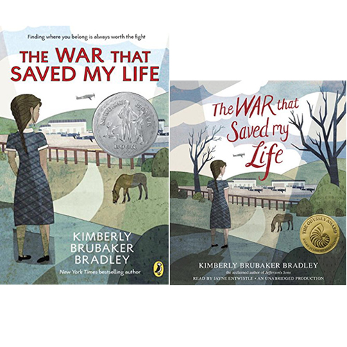 The War That Saved My Life (Paperback+CD) 세트