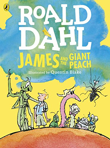 James and the Giant Peach (Colour Editions)  컬러판