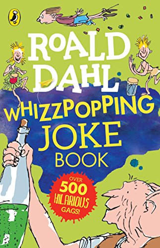 Roald Dahl : Whizzpopping Joke Book