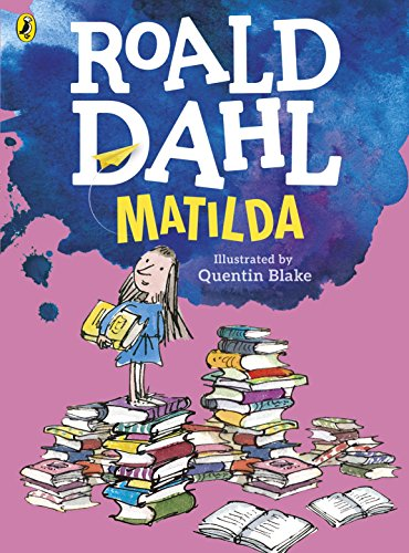 Roald Dahl_Matilda (Colour Edition) 컬러판
