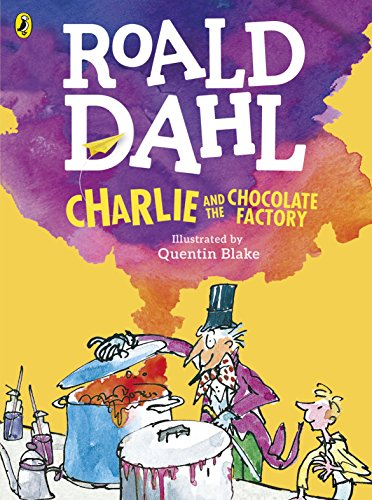 Roald Dahl_Charlie and the Chocolate Factory (Colour Edition) 컬러판