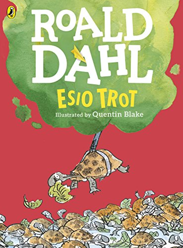 Roald Dahl : Esio Trot (Colour Edition) 컬러판