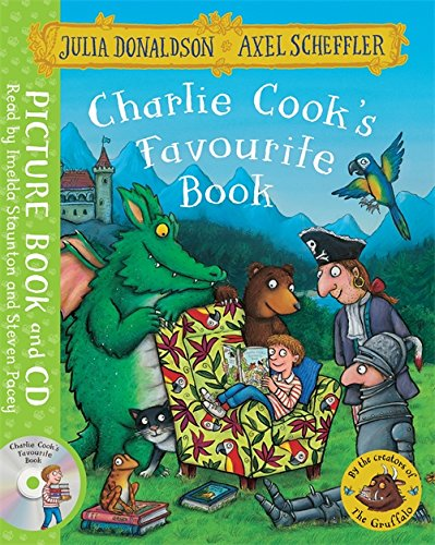 Charlie Cook's Favourite Book (Book & CD)