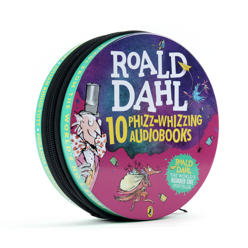 Roald Dahl Audio Tin : 10 Classics on 29 CDs 신판 (도서 미포함)
