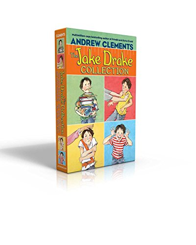 The Jake Drake Collection 페이퍼백 4종 박스