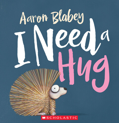 I Need a Hug (Book & CD)