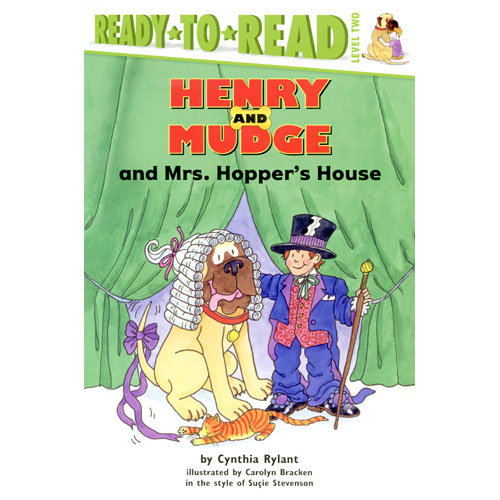 Ready-To-Read Level 2 : Henry and Mudge and Mre. Hopper′s House