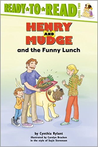 Ready-To-Read Level 2 : Henry and Mudge and The Funny Lunch