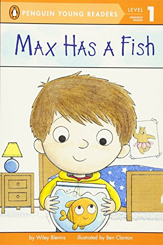 Penguin Young Readers Level 1 : Max Has a Fish