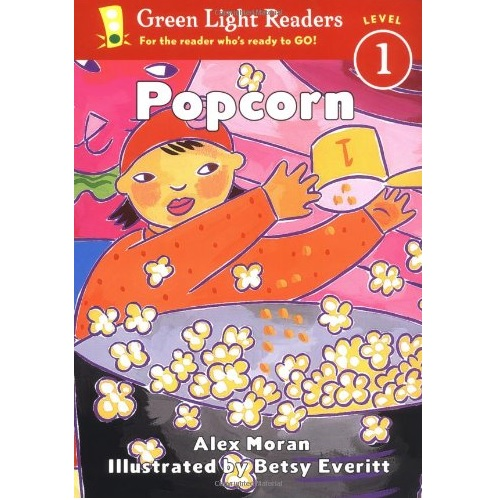 Green Light Readers Level 1 : Popcorn