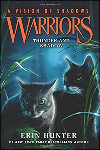 Warriors 6부 #2: Thunder and Shadow (A Vision of Shadows)