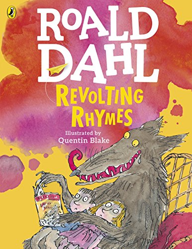 Revolting Rhymes(Colour Edition) 컬러판