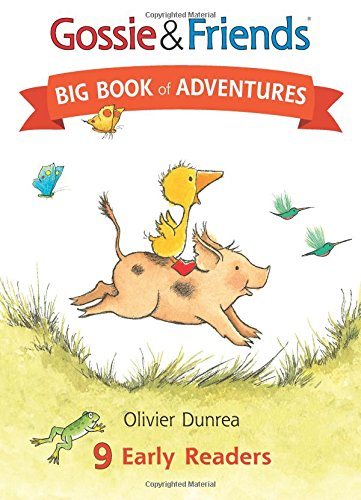 Gossie & Friends Big Book of Adventures (9 Early Readers) 9종 합본