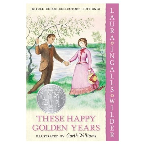 Little House Full-Color #8 : These Happy Golden Years