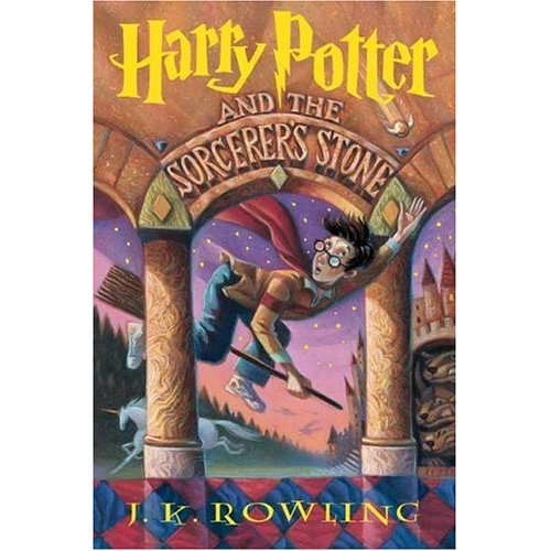 Harry Potter #01 : Harry Potter and the Sorcerer's Stone