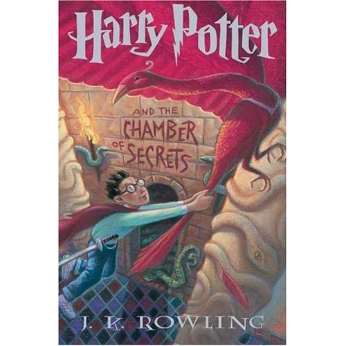 Harry Potter #02 : Harry Potter and the Chamber of Secrets