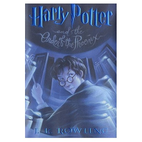 Harry Potter #05 : Harry Potter and the Order of the Phoenix!