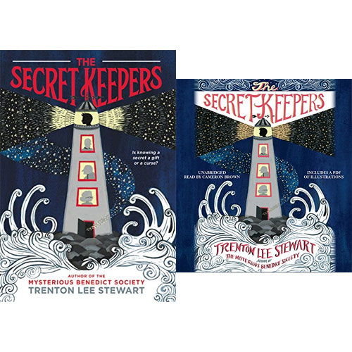 The Secret Keepers (Paperback+CD) 세트