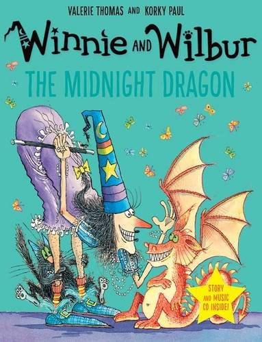 Winnie & Wilbur : Midnight Dragon