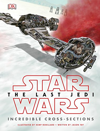 Star Wars The Last Jedi Incredible Cross-Sections