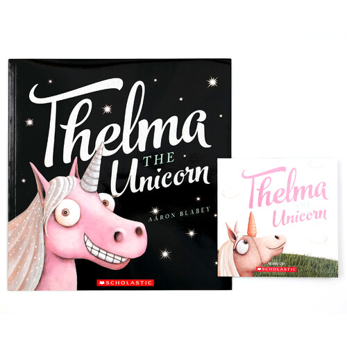 Thelma the Unicorn (Book & CD)
