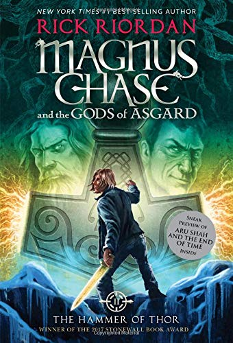 Magnus Chase and the Gods of Asgard #2 : The Hammer of Thor