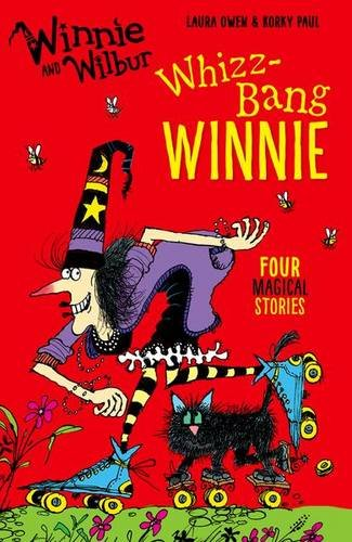 Winnie and Wilbur (구 Winnie the Witch) Chapter :Whizz Bang Winnie