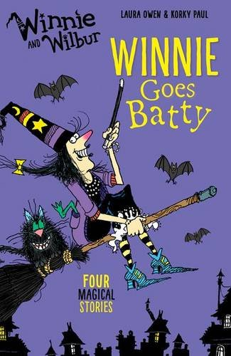 Winnie and Wilbur (구 Winnie the Witch) Chapter :Winnie Goes Batty