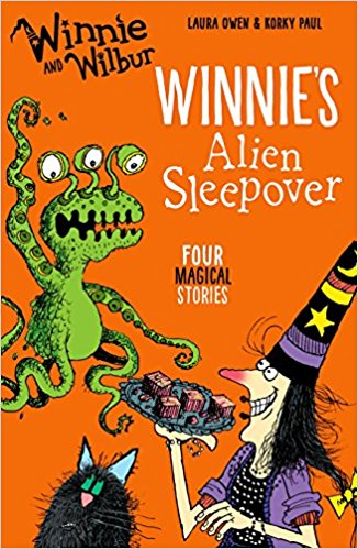 Winnie and Wilbur (구 Winnie the Witch) Chapter :Winnie's Alien Sleepover