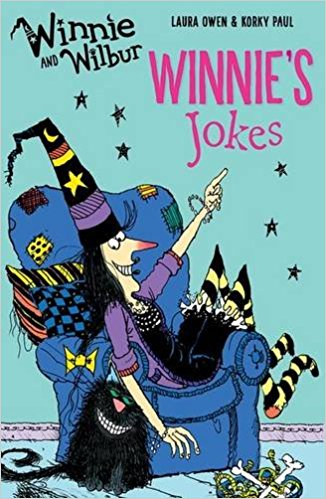 Winnie and Wilbur (구 Winnie the Witch) Chapter :Winnie's Jokes