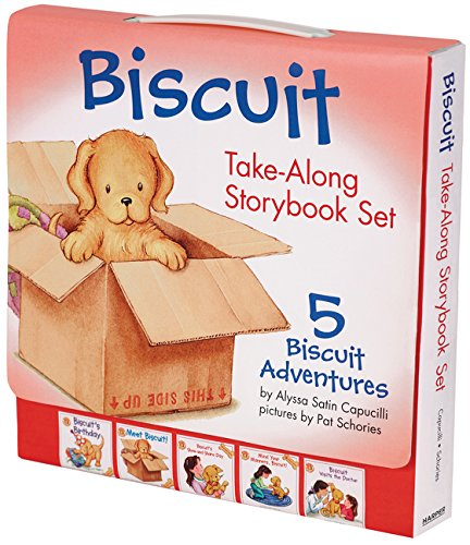 Biscuit Take-Along Storybook Set : Biscuit 페어퍼백 5종 박스 세트