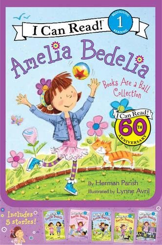 I Can Read Level 1 : Amelia Bedelia 페이퍼백 5종 박스 세트