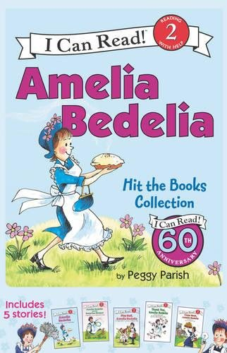I Can Read Level 2 : Amelia Bedelia 페이퍼백 5종 박스 세트