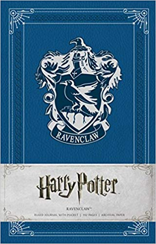 Harry Potter: Ravenclaw Haradcover Ruled Journal