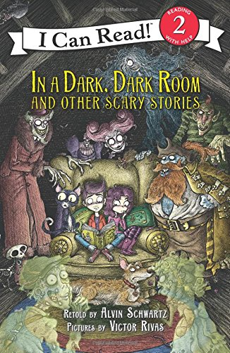 I Can Read Level 2 : In a Dark, Dark Room and Other Scary Stories