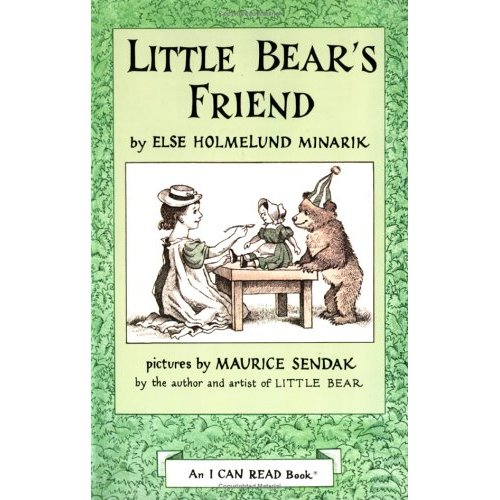 I Can Read Little Bear : Little Bear's Friend