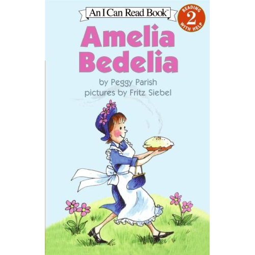 I Can Read Level 2 : Amelia Bedelia
