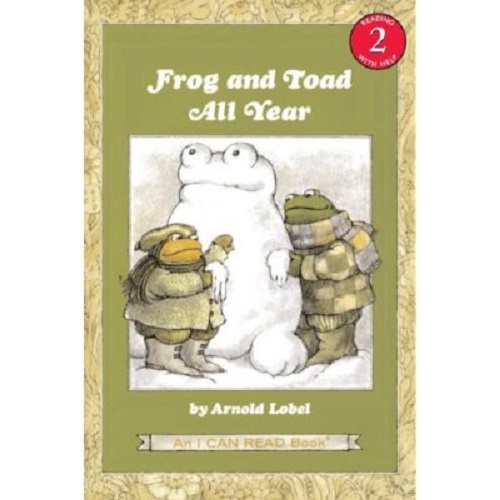 An I Can Read 2 : Frog and Toad All Year