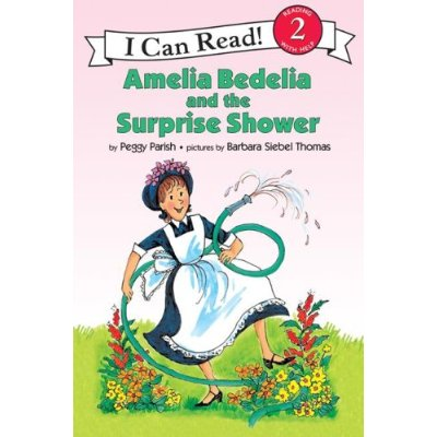 I Can Read Level 2 : Amelia Bedelia and the Surprise Shower