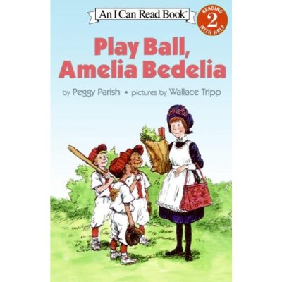 I Can Read Level 2 : Play Ball, Amelia Bedelia