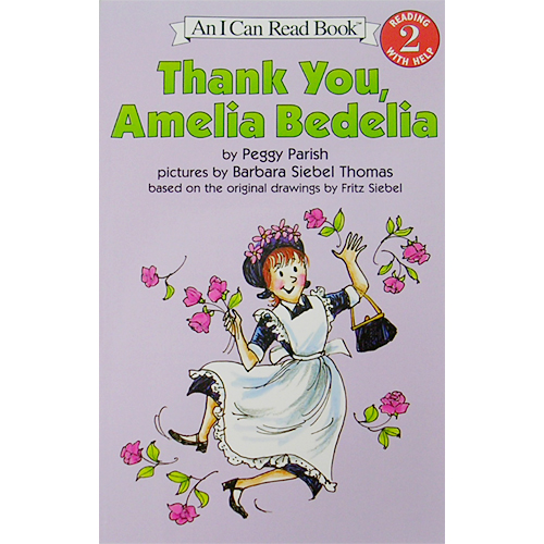 I Can Read Level 2 : Thank You, Amelia Bedelia