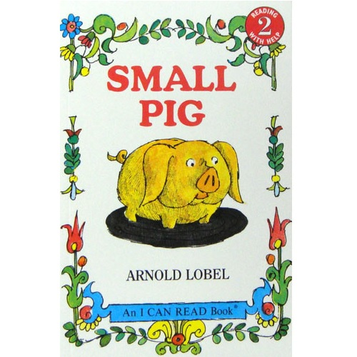 I Can Read level 2 : Small Pig
