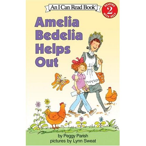 I Can Read Level 2 : Amelia Bedelia Helps Out