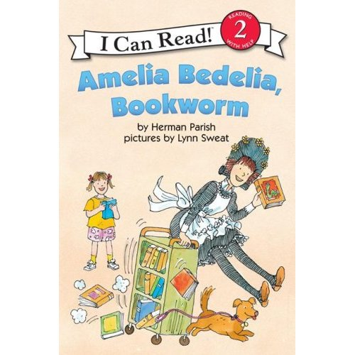 I Can Read Level 2 : Amelia Bedelia, Bookworm