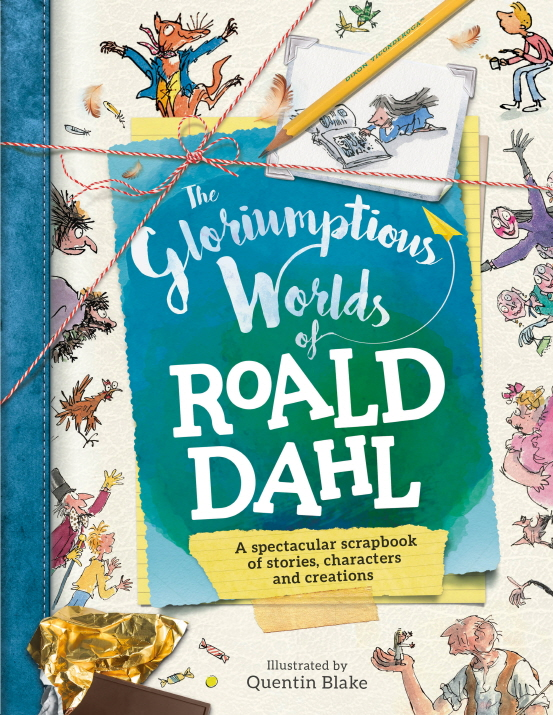 Gloriumptious Worlds of Roald Dahl