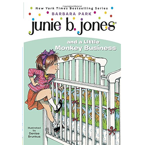 Junie B. Jones #2 :Junie B. Jones and a Little Monkey Business
