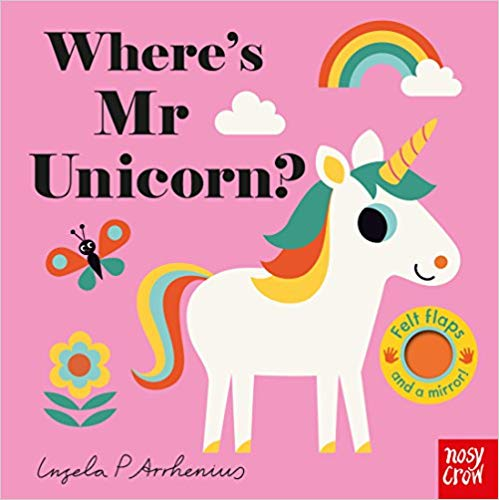 Where's Mr Unicorn? (Felt Flaps)